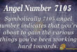 7105 angel number