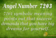 7203 angel number