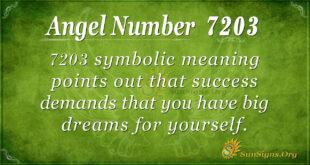 7203 angel number