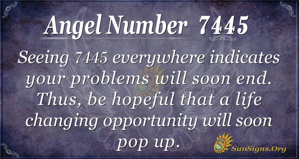 7445 angel number