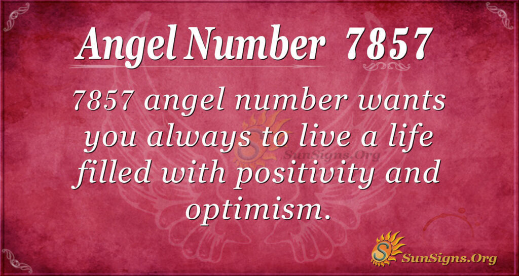 7857 angel number