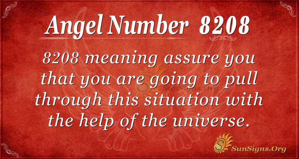 8208 angel number