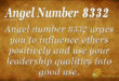 8332 angel number