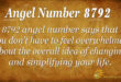 8792 angel number