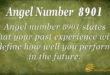 8901 angel number