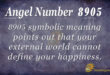 8905 angel number
