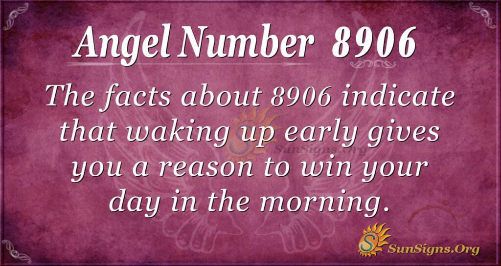 8906 angel number