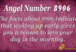 8906 angel number