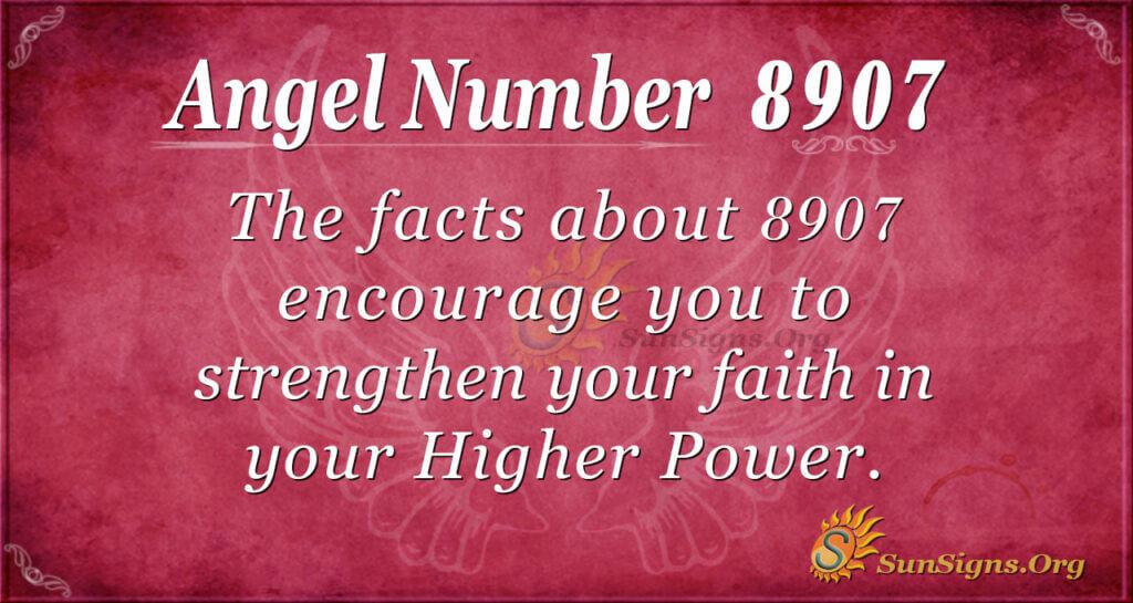 8907 angel number