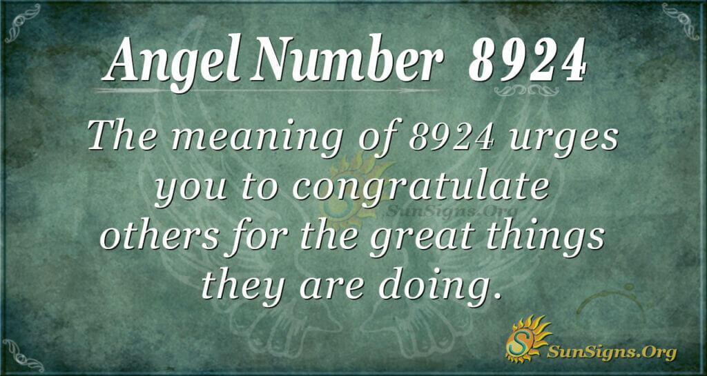 8924 angel number