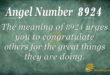 8924 angel number