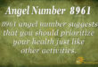 8961 angel number