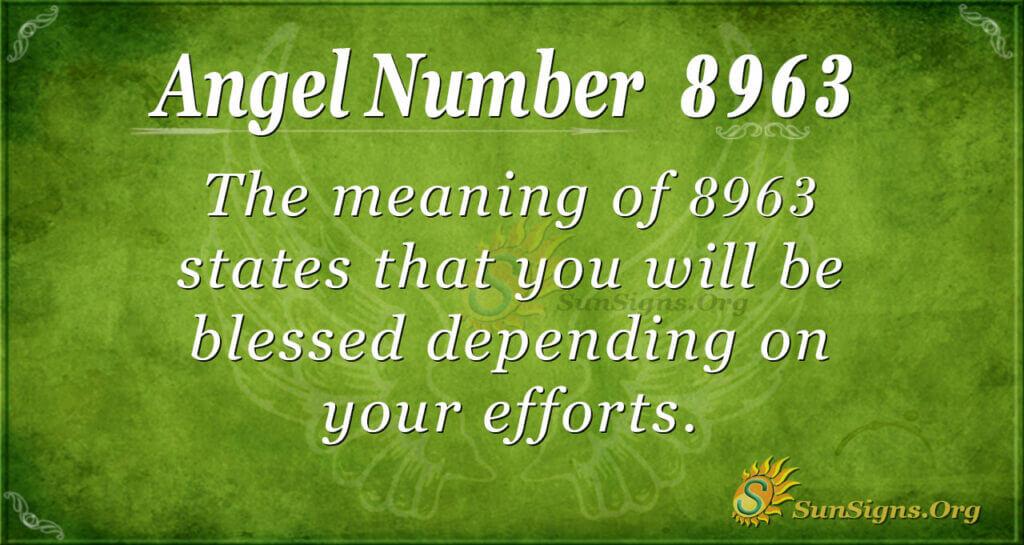 8963 angel number