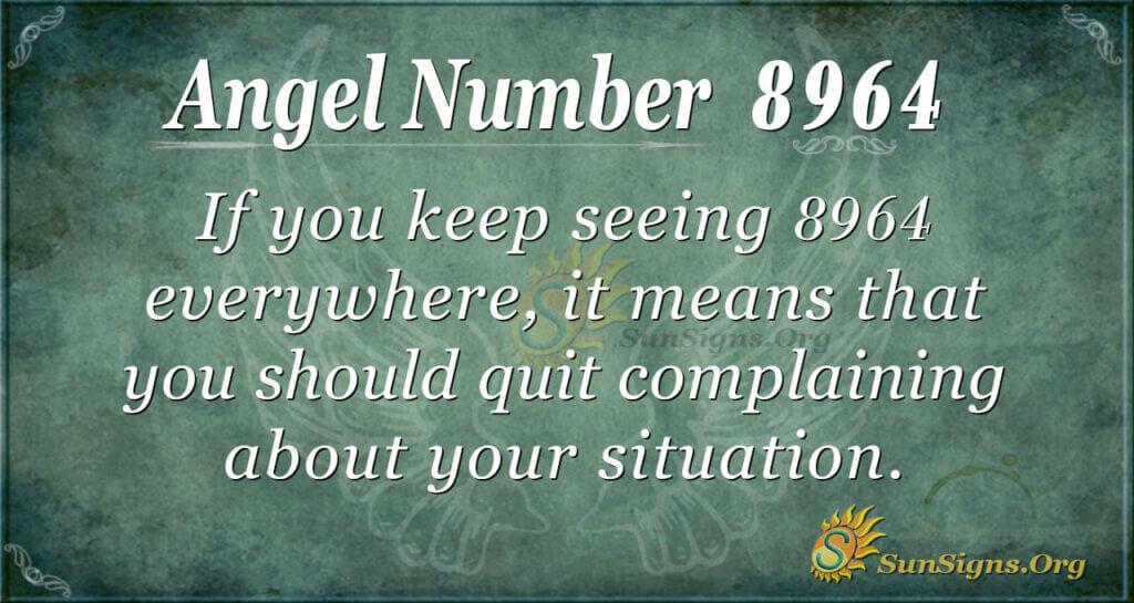 8964 angel number