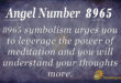 8965 angel number