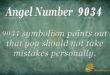 9034 angel number