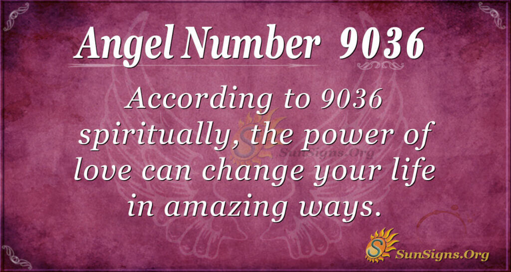 9036 angel number