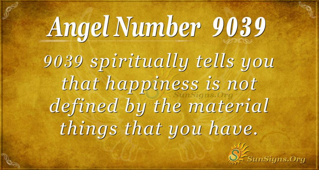 9039 angel number