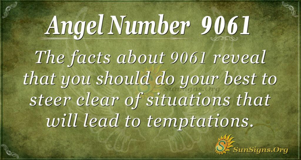 9061 angel number