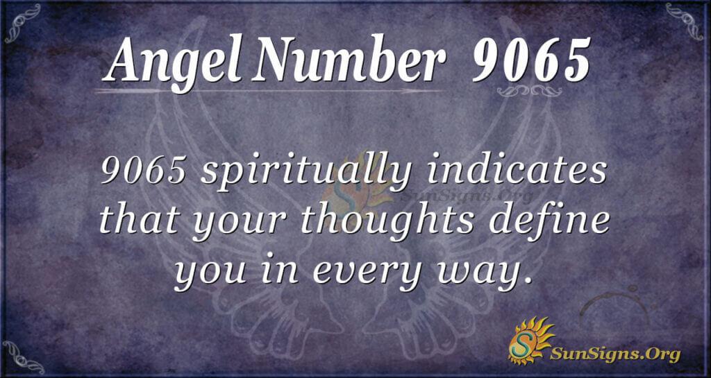 9065 angel number