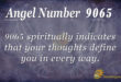9065 angel number