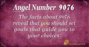 9076 angel number