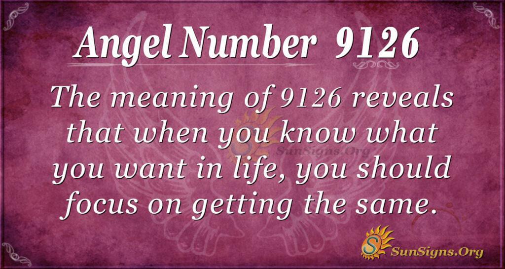 9126 angel number