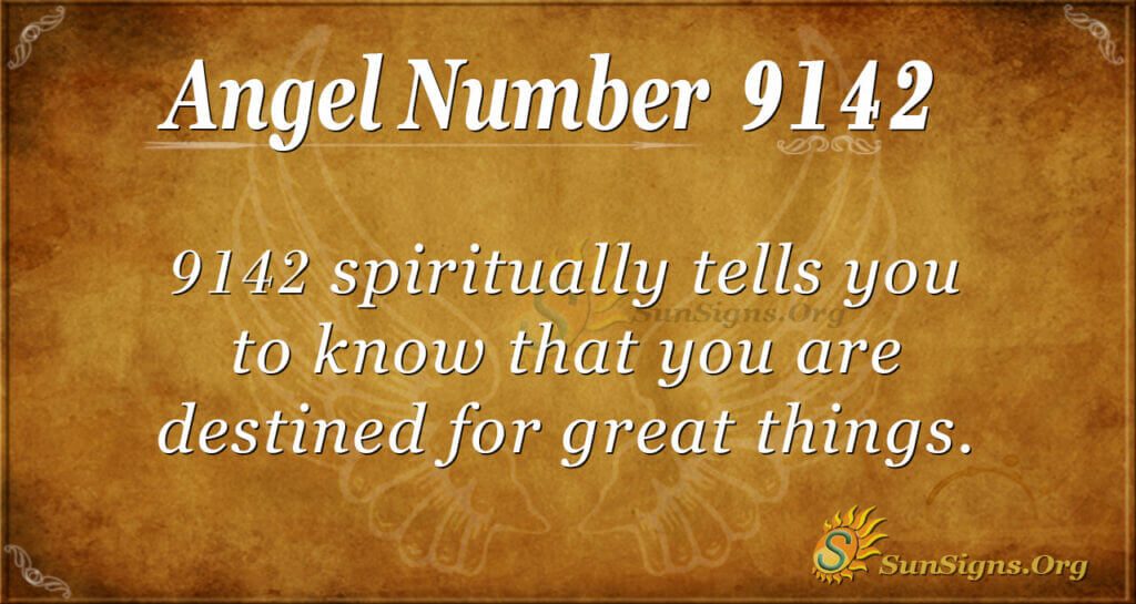 9142 angel number