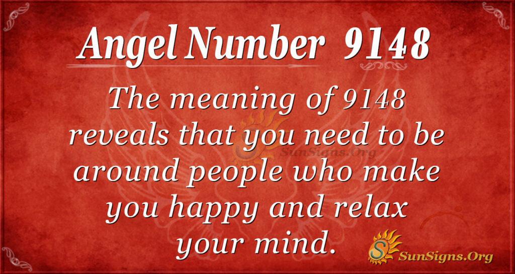 9148 angel number