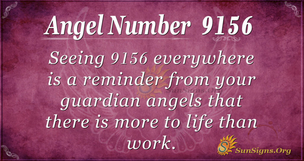 9156 angel number