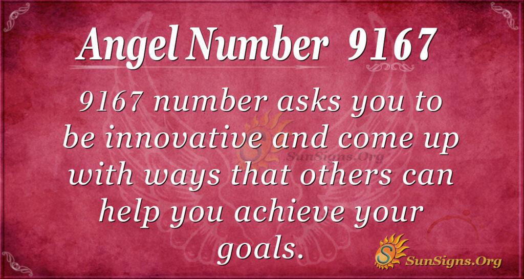 9167 angel number