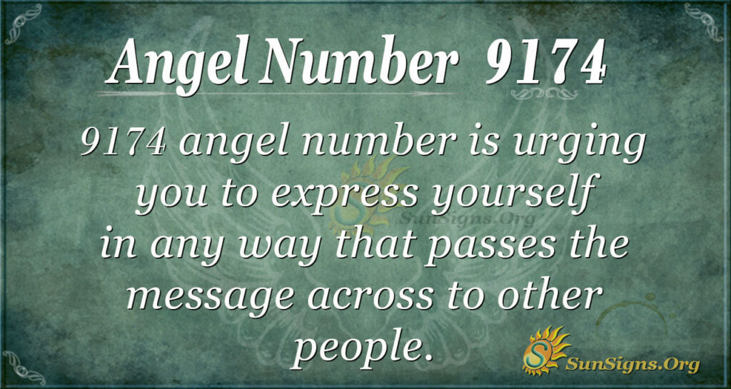 9174 angel number