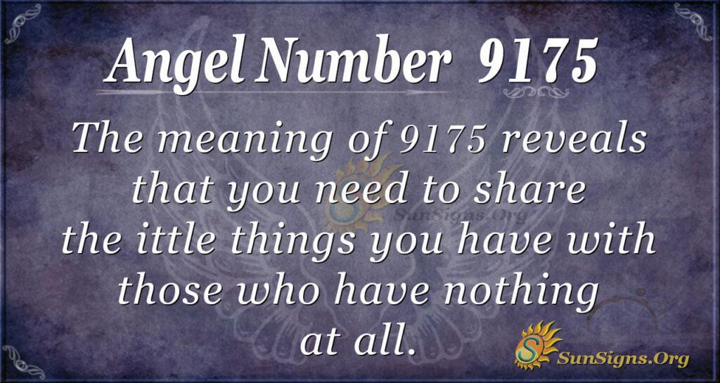 9175 angel number