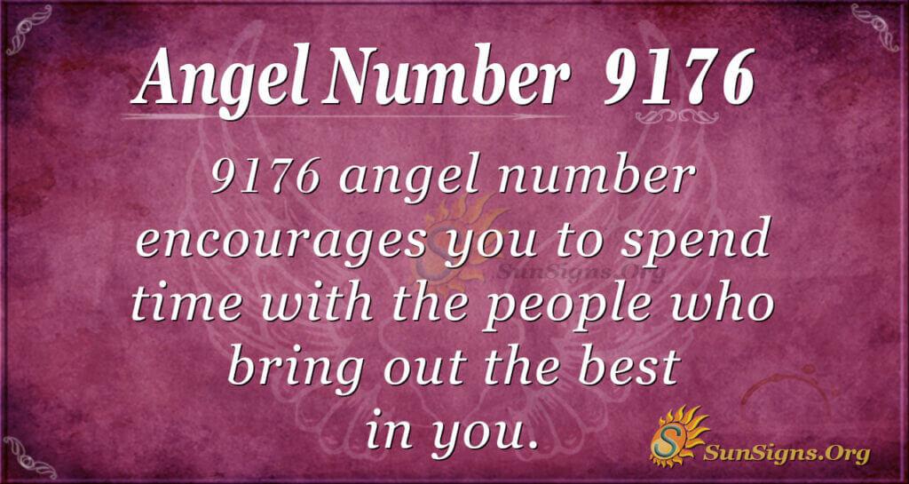 9176 angel number