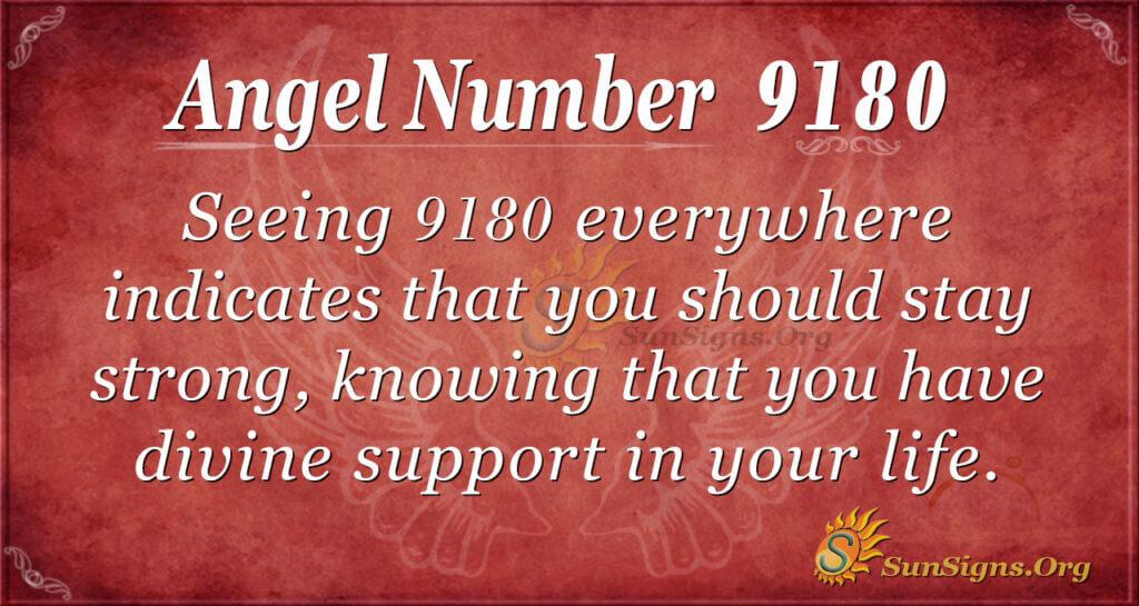 9180 angel number