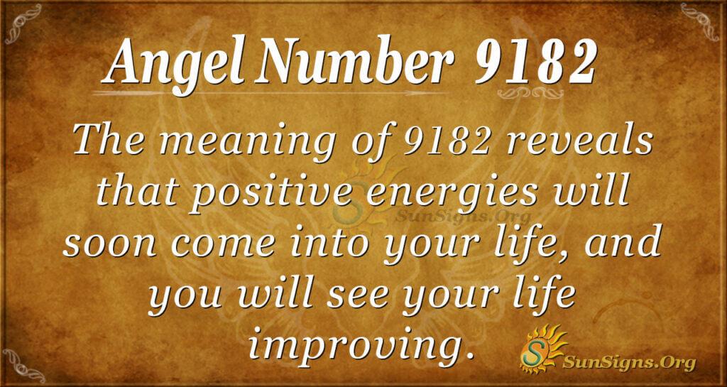 9182 angel number