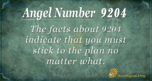 9204 angel number