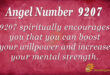 9207 angel number