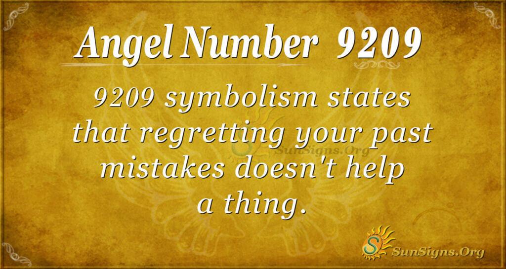 9209 angel number