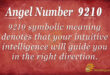 9210 angel number