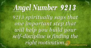 9213 angel number