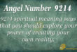 9214 angel number