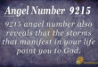9215 angel number