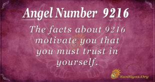 9216 angel number