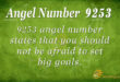 9253 angel number
