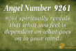 9261 angel number
