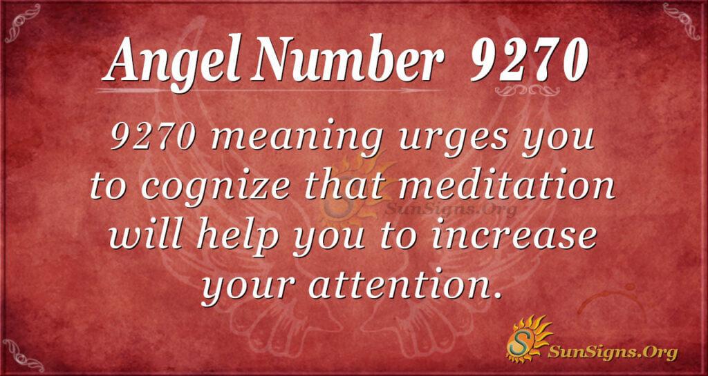 9270 angel number