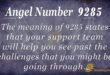 9285 angel number