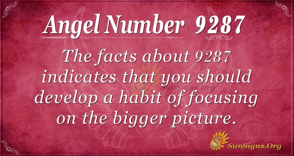 9287 angel number