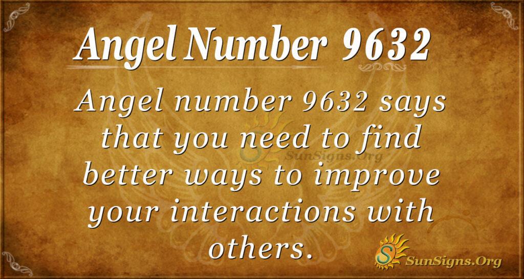 9632 angel number